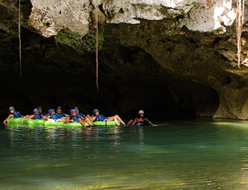 KEEPING UP WITH THE CAVES IN BELIZE