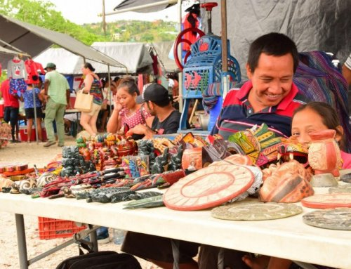 THE LARGEST MARKET IN BELIZE IS IN THE CAYO DISTRICT