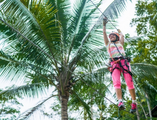 ZIP INTO THE NEW YEAR IN BELIZE