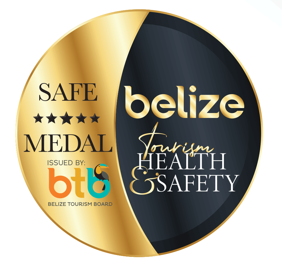 Belieze Tourism Board - 5 Star Certification
